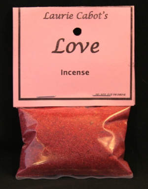 Love Incense by Laurie Cabot