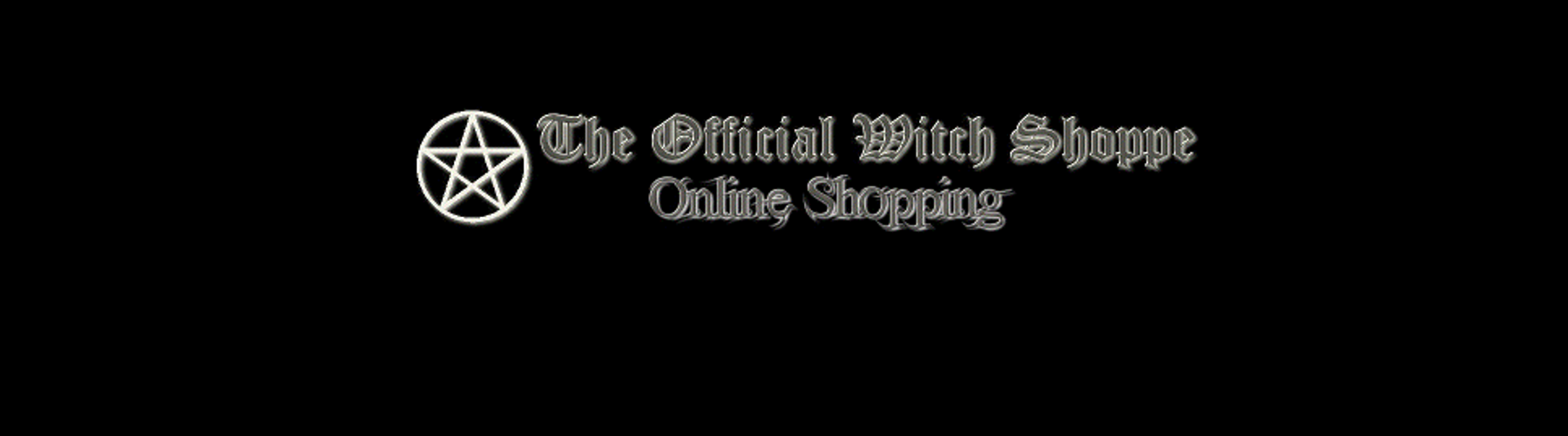 The Official Witch Shoppe Online Shopping
